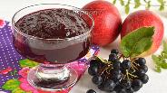 Фото рецепта Повидло из яблок и черноплодной рябины