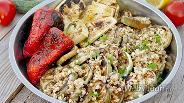 Фото рецепта Белые баклажаны с ореховым соусом