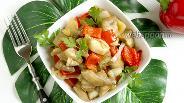 Фото рецепта Овощи в соевом соусе в духовке
