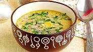 Фото рецепта Брюссельский суп из шампиньонов