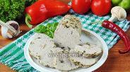 Фото рецепта Домашняя колбаса без кишок