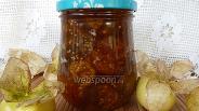 Фото рецепта Варенье из физалиса с лаймом