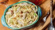 Фото рецепта Паста с сардинами