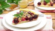 Фото рецепта Клафути с вишней