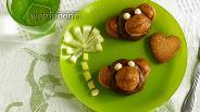 Фото рецепта Пирожное «картошка» из печенья