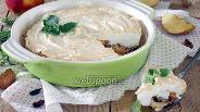 Фото рецепта Яблоки запечённые под безе