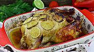 Фото рецепта Курица в маринаде из лайма