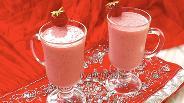 Фото рецепта Ласси с клубникой
