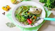 Фото рецепта Рыбный суп с овощами