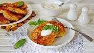Фото рецепта Картофельные зразы со шпротами