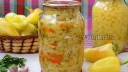 Фото рецепта Болгарский перец на зиму