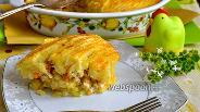 Фото рецепта Запеканка из фарша с картофелем и сельдереем