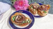 Фото рецепта Эскалоп из свинины на сковороде