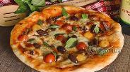 Фото рецепта Пицца с сардинами