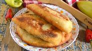Фото рецепта Чебуреки с бараниной и сладким перцем