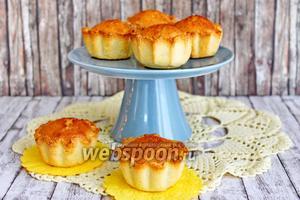 Миндальное пирожное (Mazarin)