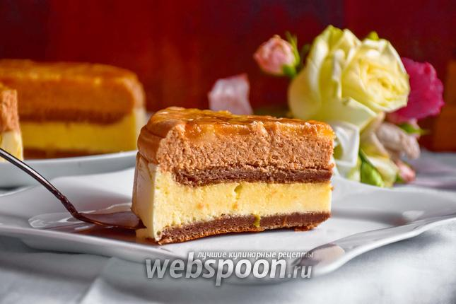 Фото Муссовый торт