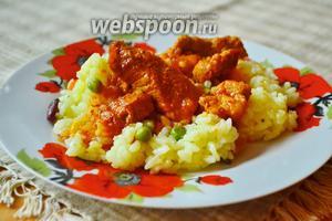 Подавать пёркёльт можно со всем, чем угодно: картофелем, крупами, макаронными изделия, овощами… Приятного аппетита!