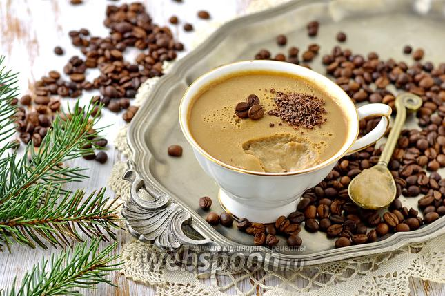 Фото Десерт «Кофе по-баварски»