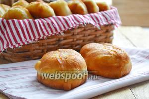 Пирожки с солёными огурцами