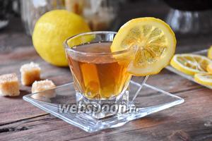Лимонные «чипсы»