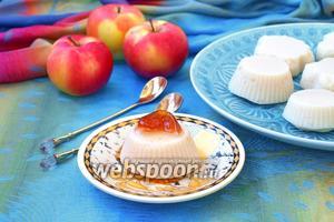 Яблочные облака