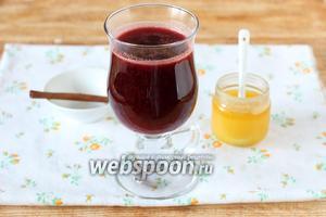 Подавать глинтвейн с вишней, как впрочем и все остальные глинтвейны, следует тёплым. Именно в таком виде, он самый полезный и вкусный! Приятного аппетита!