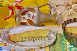 Кукурузный пирог «Богач»