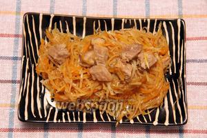 Картофель по-китайски готов. Приятного аппетита!