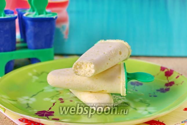 Фото Мороженое из манго