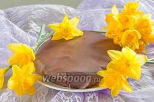 Торт Шоколадное покрывало