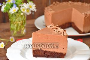Шоколадный сметанник