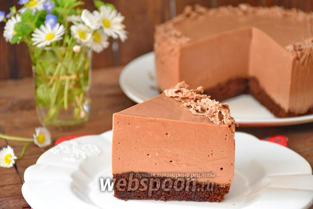 Рецепт Шоколадный сметанник