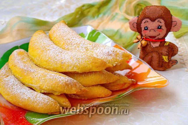 Фото Печенье «Бананы»