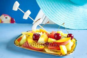 Пляжный салат