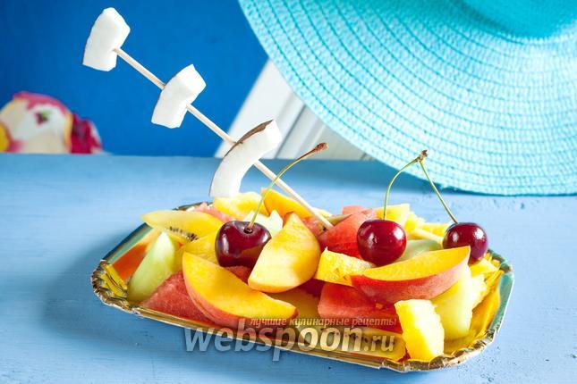Фото Пляжный салат