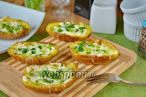 Картофельные шкурки (Potato Skins)