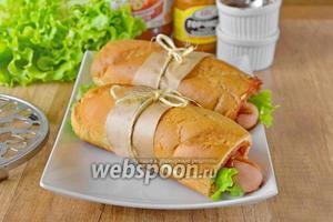 Французский хот-дог