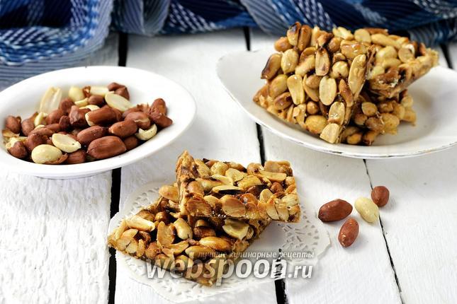 Фото Козинаки из арахиса