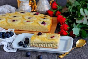Пирог с яблоками на дрожжевом тесте