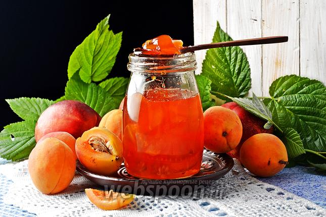 Фото Варенье из персиков и абрикосов
