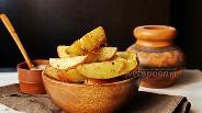 Фото рецепта Запечённый молодой картофель с бальзамическим уксусом