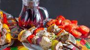 Фото рецепта Шашлык маринованный в киви