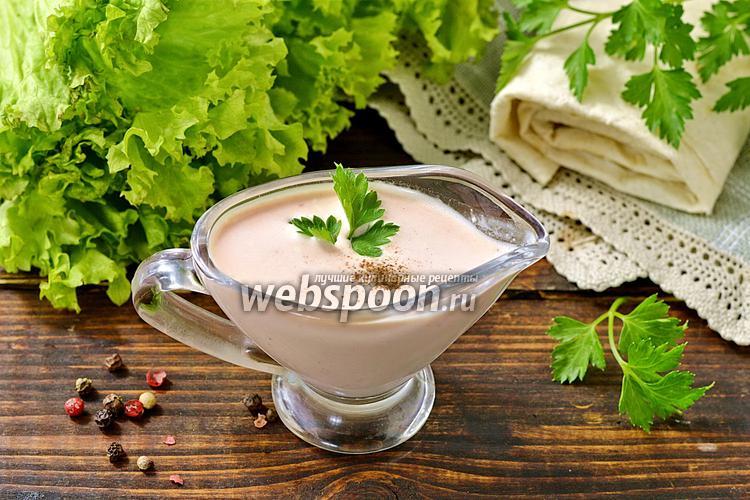 Фото Томатный соус для шаурмы