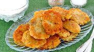 Фото рецепта Картофельные оладьи с фаршем