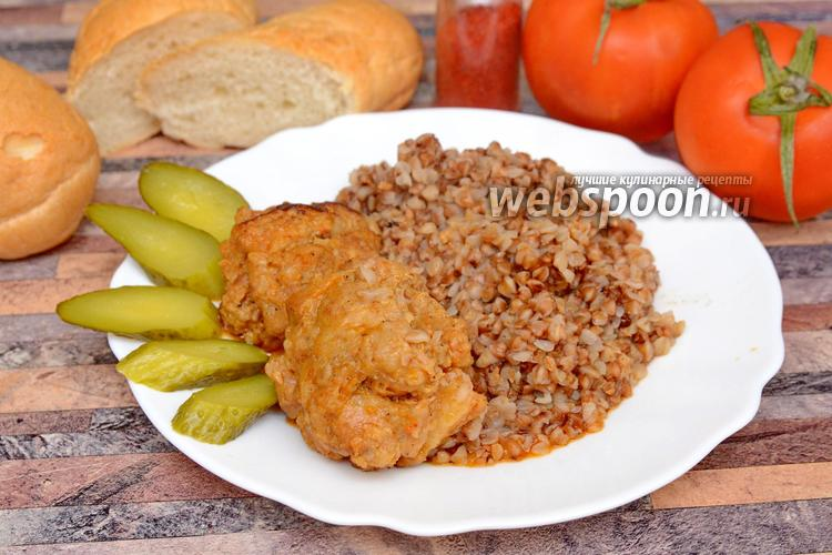 Фото Рубленые котлеты из свинины с сыром