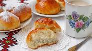 Фото рецепта Пончики в духовке
