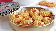 Фото рецепта Курабье бакинское