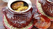 Фото рецепта Жаркое «Полесье»
