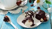 Фото рецепта Творожно-шоколадные шарики
